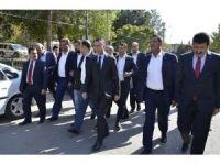 AK Partili Belediye Başkanları Siverek'te toplandı