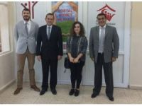BM Mülteciler Yüksek Komiserliği'nden Aile ve Sosyal Politikalar Edirne İl Müdürlüğü'ne ziyaret