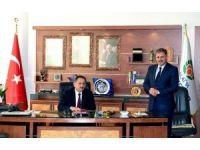 İki Bakandan Malatya Büyükşehir Belediyesine ziyaret