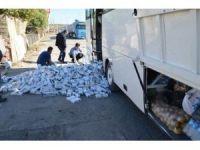 Manisa'da sigara kaçakçıları tutuklandı