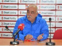 """Sadullah Zehir: """"Ziraat Türkiye Kupası'nda hedefimiz gruplardı"""""""