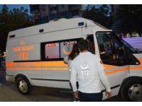 Manisa'da silahlı kavga: 2 yaralı