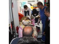 DEAŞ saldırısında yaralanan 11 Peşmerge Elazığ'a getirildi