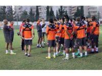 Adanaspor'da Galatasaray maçı hazırlıkları sürüyor