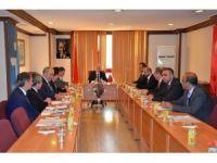 Tekirdağ İl İstihdam ve Mesleki Eğitim Kurulu toplantısı yapıldı