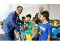 Cumhuriyet Bayramı Satranç Turnuvası'na yoğun ilgi