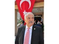 Adana ESOB Başkanı Nihat Sözütek'ten esnafa, 'bayrak asın' çağrısı