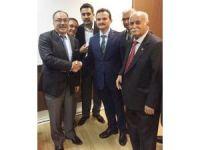 Cumhurbaşkanlığı Halkla İlişkiler Başkanı Astarcı, Adana'da STK başkanlarıyla buluştu