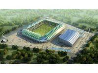 Akhisar Arena inşaatının Bakanlığa devri başlıyor