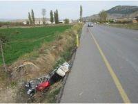Bigadiç'te trafik kazası: 1 ölü