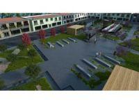Hayrabolu Belediyesi'nden meydan ve katlı otopark projesi