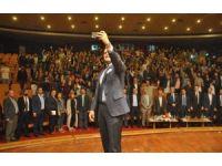 Oyuncu Mehmet Aslan, Aydınlıgençlere uyuşturucuyu anlattı