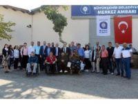 Almanya'da Yaşayan Türkler Antalyalı Engellileri unutmadı