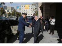 Hava Kuvvetleri Komutanı Orgeneral Ünal, Vali Kamçı'yı Ziyaret Etti