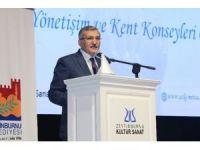 Zeytinburnu'nda Yerel Yönetişim ve Kent Konseyi Çalıştayı