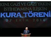 """Erdoğan: """"Son 2 yılda Terörle Mücadele Kanunu kapsamında yaptığımız atama sayısı 17 bin 74 kişiyi bulmuştur"""""""