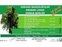Birlik ve beraberlik ormanı Foça'da yeşerecek