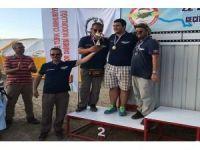 Bandırma Hür Kuş Takımı 2 metre Model Planör Yarışmasın'nda ikinci oldu