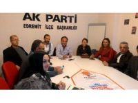 Edremit'te Ak Parti kabuğuna sığmıyor