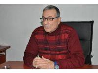 Manisa Gazeteciler Cemiyeti'nden Ekmen için taziye mesajı
