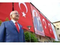 """Başkan Kocamaz: """"Türkiye Cumhuriyeti, vatanı ve milletiyle sonsuza kadar yaşayacak"""""""