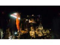 Muş'ta trafik kazası: 8 yaralı