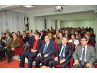 """Bilecik'te """"Atatürk ve Cumhuriyet"""" konferansı"""