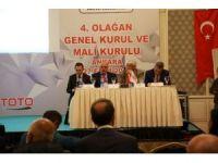 Türkiye Halter Federasyonu, Tamer Taşpınar ile yola devam dedi