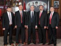 """GMİS yönetim kurulu; """"Cumhuriyetimizin 93. yılı kutlu olsun"""""""