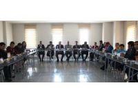 Van'da 'İl Danışma Kurulu' toplantısı