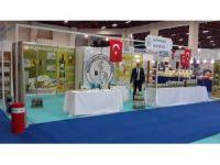 Burhaniye Belediyesi Zeytinyağları Antalya'da tüketiciyle buluştu