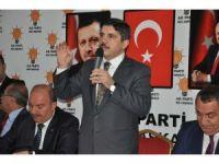 AK Parti Genel Başkan Yardımcısı Aktay, Muş'ta