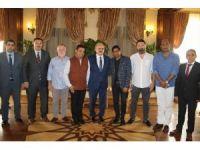 Antalya'ya Hintli turistleri müzik festivaliyle ağırlayacak