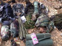 Bingöl'de 1 terörist yakalandı, çok sayıda mühimmat ele geçirildi