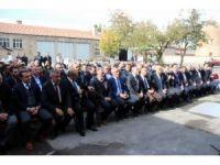 Merkez Mesleki ve Teknik Anadolu Lisesi'nde Oto Boya Laboratuvarı açıldı