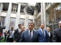 Polonya Meclis Başkanı Kuchcinski TBMM'yi ziyaret etti