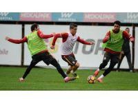 Galatasaray'da Adanaspor hazırlıkları sürüyor