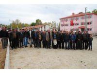 Köylülerden ilkokulun ortaokula dönüştürülmesine tepki