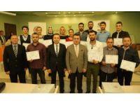 Atakum'da sertifika töreni