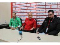Yeni Amasyaspor'da kupa hedefi üç büyükler
