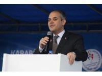 """Bakan Kılıç: """"15 Temmuz gecesi Türkiye dünyaya büyük bir mesaj verdi"""""""