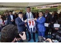 Saran'dan Ali Koç'a destek