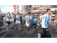 Bandırma'da Cumhuriyet Koşusu yapıldı