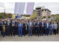 Şehit Astsubay Ömer Halisdemir'in adı verilen spor salonu açıldı