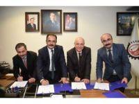 Uşak Belediyesi ile Tapu ve Kadastro Müdürlüğü arasında anlaşma yapıldı