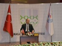 Bakan Kılıç, Karabük'te üniversite öğrencileri ile buluştu