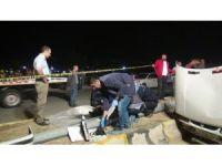 Gaziantep'te TIR ile otomobil çarpıştı: 1 ölü, 2 yaralı