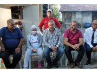 Samet Aybaba'dan anlamlı ziyaret