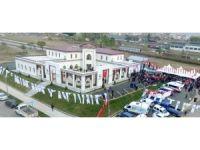 Büyükşehir'in kültür yatırımı Nurettin Topçu Bilgi Evi açıldı