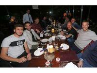 Fenerbahçe'ye moral yemeği